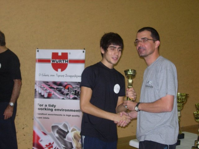 WURTH Super Cup 2010